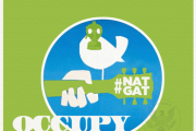 Occupy National Gathering poster.